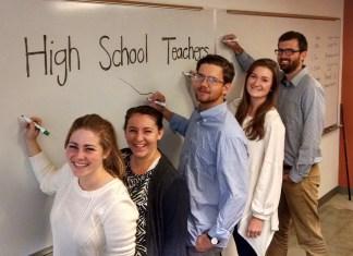 High school teachers
