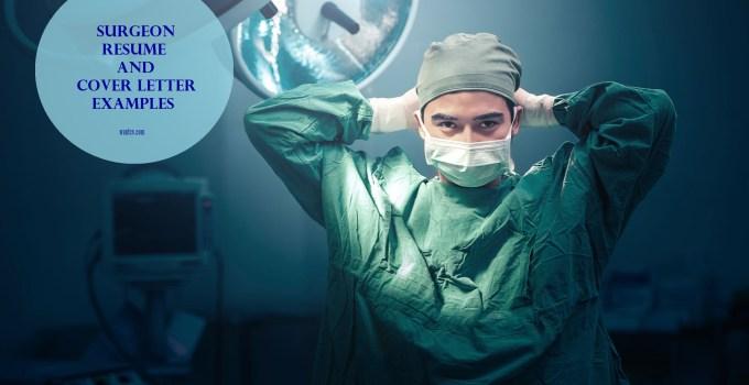 surgeon resume writing