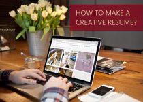 how to make a creative resume