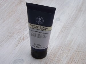 Neal's Yard hand cream
