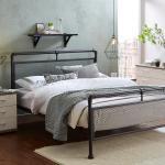 Ruskin Metal Bed Frame