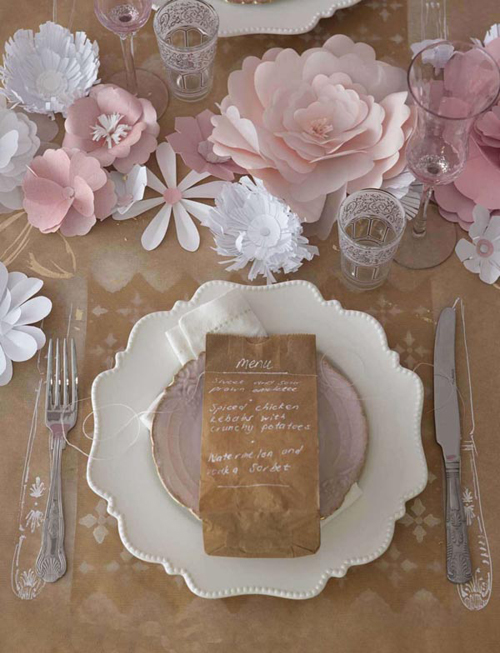 Pretty Tablescapes Top Wedding Table Styling Ideas