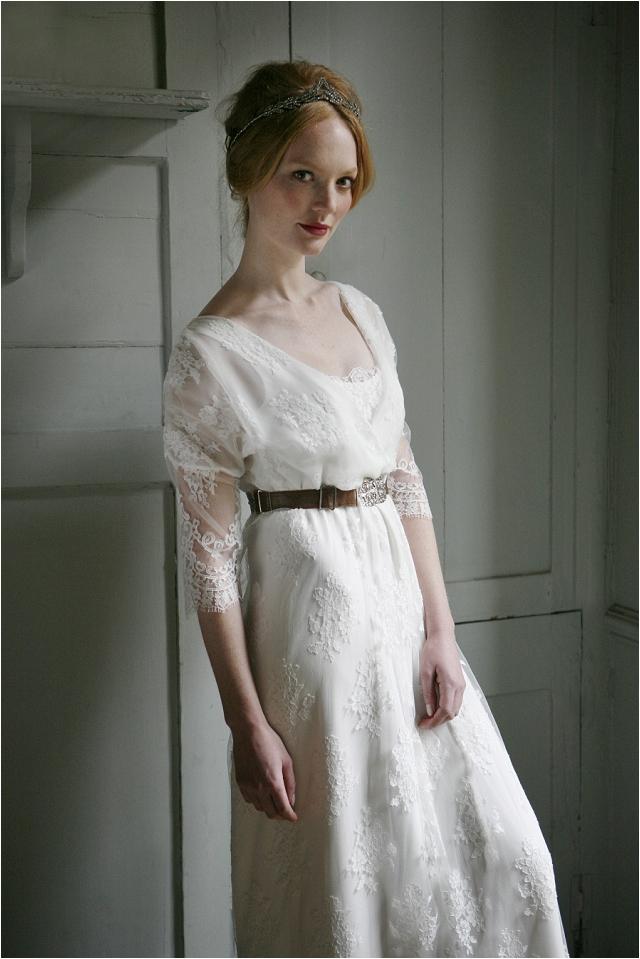 Vintage Inspired Bridal Gowns Modern Bridal Elegance