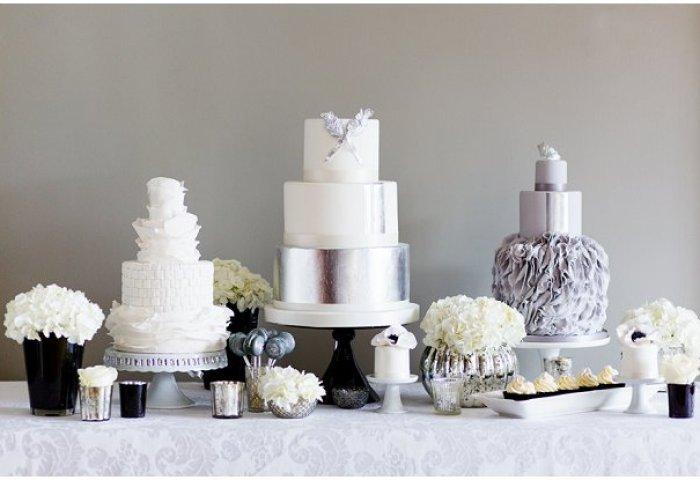 Contemporary Modern Trendy Wedding Cakes By Krishanthi Grey