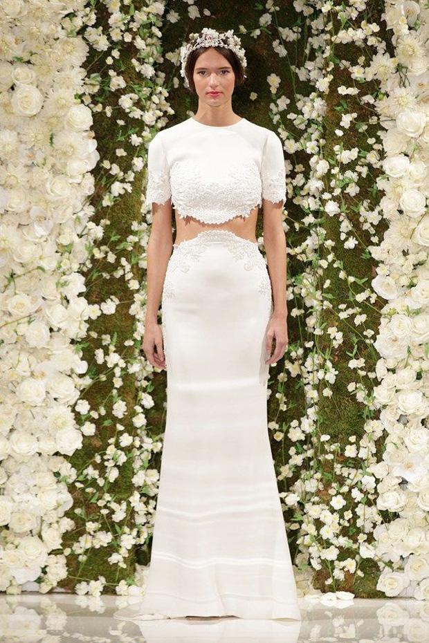 Top Wedding Dress Trends for 2015 - crazyforus