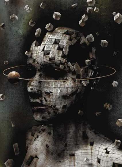 Voor dimensies hóger dan 3D, zullen we een bewustzijnssprong maken buiten de fysieke wereld, maar IN onszelf...