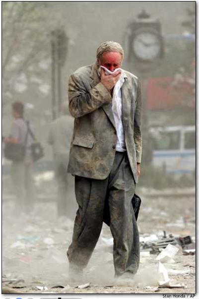 9/11: bedoeld om ons nog meer stof in de ogen te strooien..