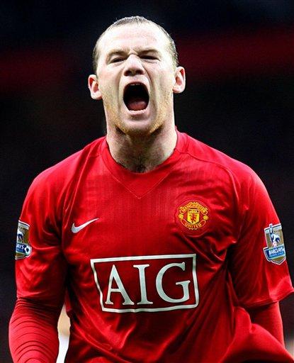 Wayne Rooney is een van Engeland's duurste voetballers. Manchester United, zijn club, kon hem kopen, door een mega-investering van sponsor AIG. Een bedrijf dat met VS-staatssteun in leven gehouden moest worden, eind 2008...