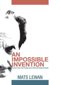 An Impossible Invention bookcover mats lewan