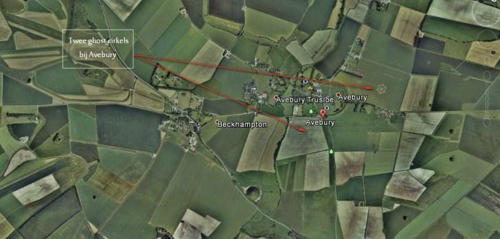 Avebury ghost cirkels