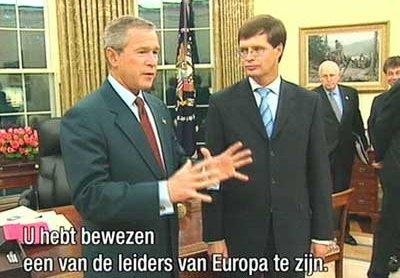 Balkenende_Bush