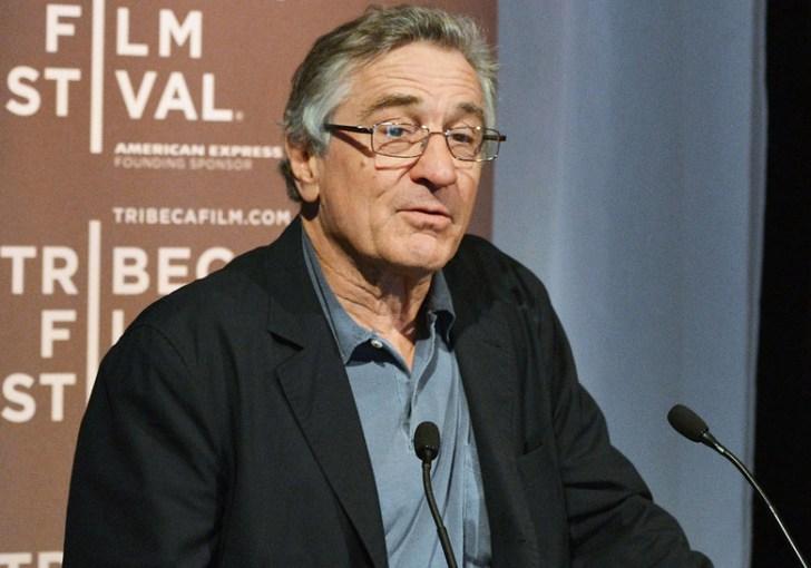 De Niro Tribeca film festival