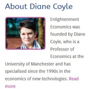 Diane Coyle BBC