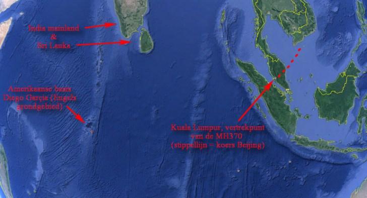 Diego Garcia Kuala Lumpur