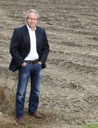 Egbert Brons, voorzitter van de 'Stichting CO2NTRAMINE'