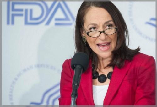 FDA-directeur dr. Margret Hamburg