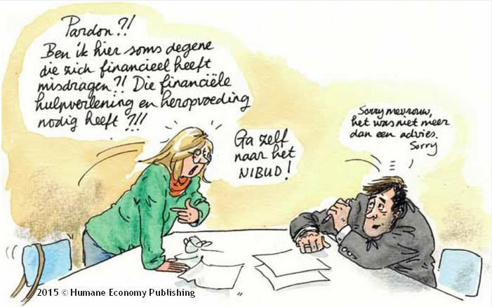 Hanneke NIBUD boos copyright Humane Economy Publishing