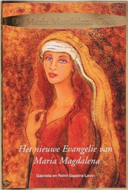 Eén van de vele boeken die via de lichtmeesters, in dit geval Maria Magdalena, zijn doorgegeven aan Gabriella en Reint.
