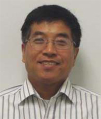 Hongjun Pan, Director of NMR Laboratory, Univ. van Texas