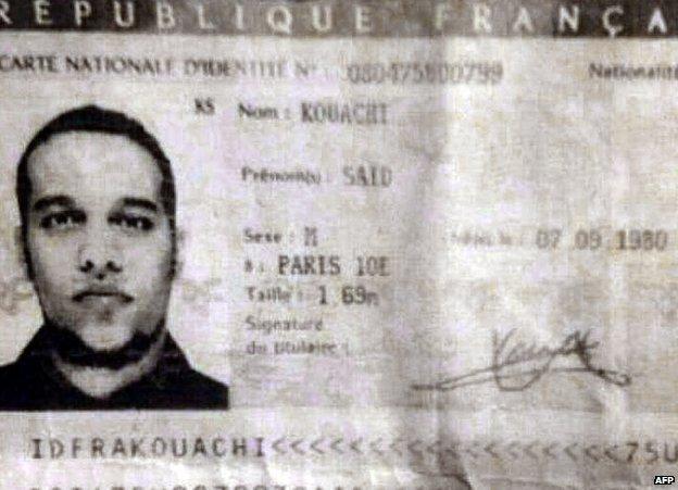 ID card_kouachicardafp