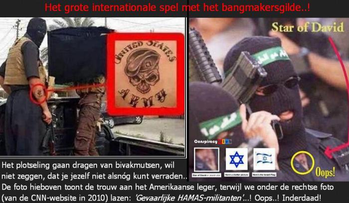 ISIS bangmakerij
