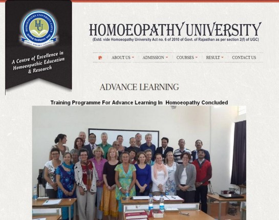 India Homeopathie