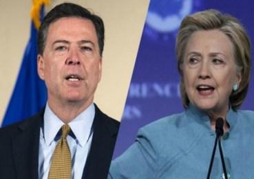 James Comey, FBI-directeur laat zijn publieke en ethische plicht hopelijk niet liggen..!