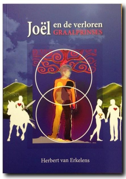 Joel en de verloren graalprinses cover