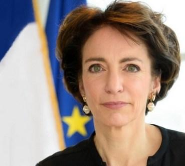 Minister Marisolle Touraine