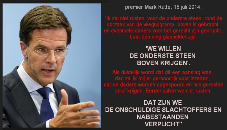 Mark Rutte de belofte