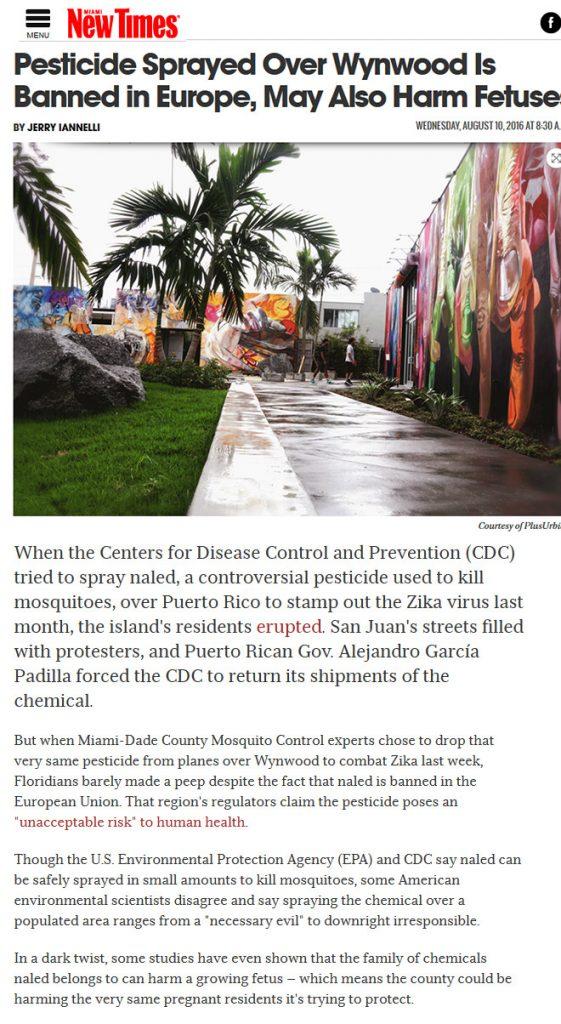 Miami Times Naled