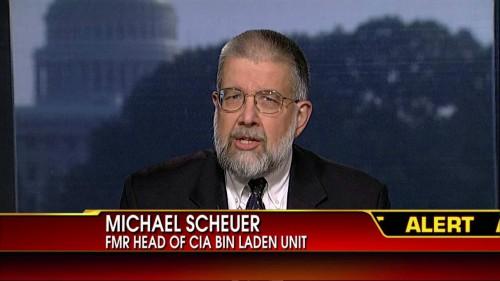 MichaelScheuer-ex CIA