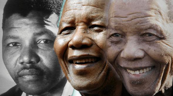 Nelson Mandela - Faces