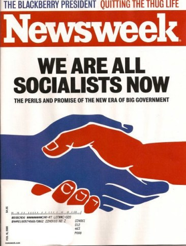 Newsweek-we-are-all-socialists-now