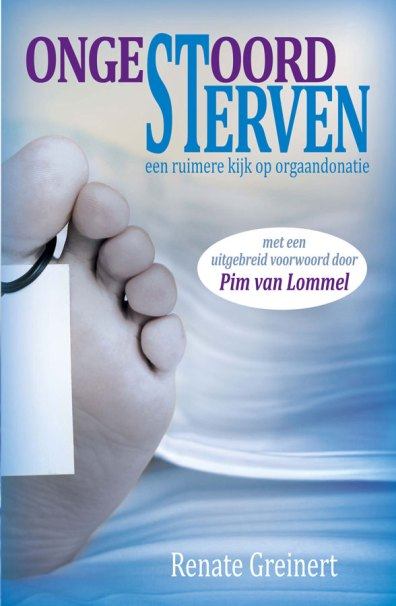 Het indringende boek van Renate Greinert doet verslag van zaken die -zeker door de overheid- angstvallig worden geheim gehouden..!