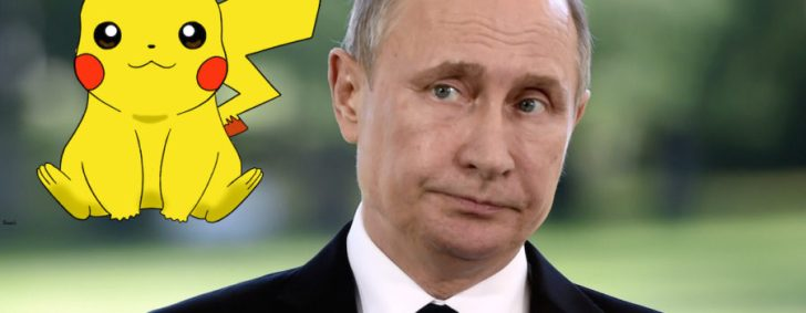 Pokemon Putin