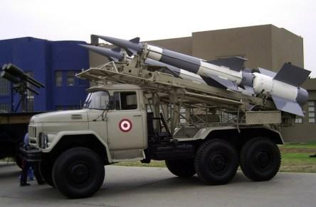 Dit relatief simpele SA3--raketsysteem, in handen van het Oekraïense leger, kan gemakkelijk de MH17 hebben getroffen.