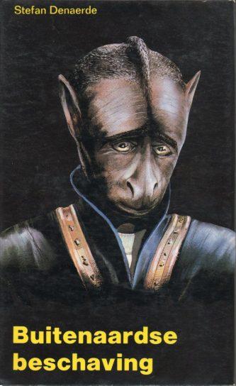 De cover van het boek van Stefan Denaerde, alias zakenman