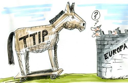TTIP troje