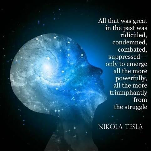 Tesla quote reborn