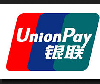 Union Pay credit card logo