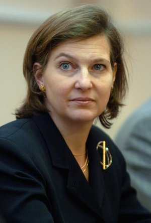 Victoria Nuland: 'Fuck the EU'.