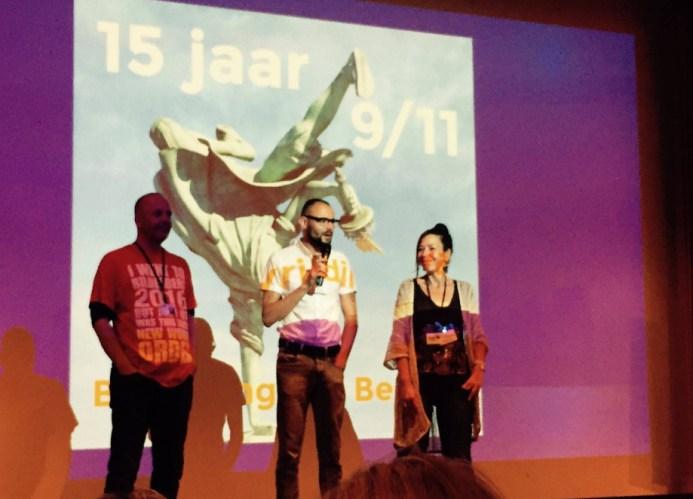 De mensen van WeAreChange Rotterdam presenteren hun video, die jij hieronder kunt zien.