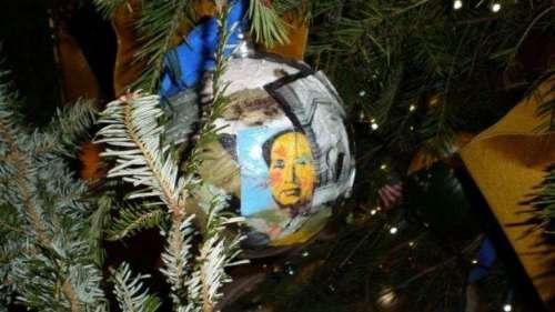 White House Christmastree decoration