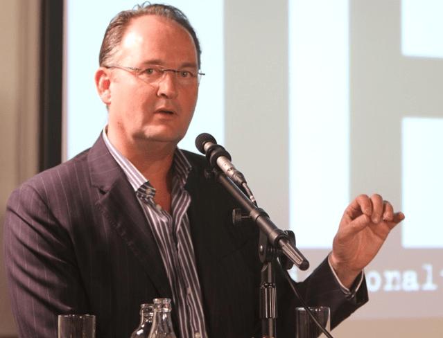 Willem Middelkoop, financieel journalist en ondernemer