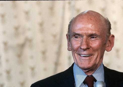 Senator Alan Cranston