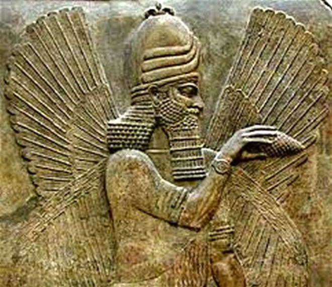 annunaki Marduk ancient god