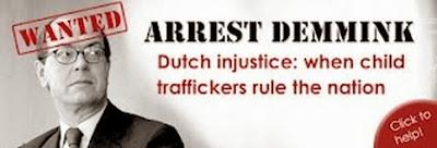 arrest Joris Demmink UK