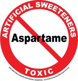 aspartaam toxic