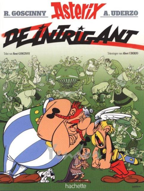 asterix intrigant2